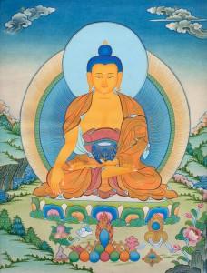 Shakyamuni-Buddha